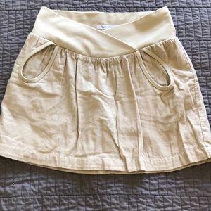Bcbg khaki skirt